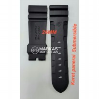 Tali Jam Tangan Luminor Panerai Rubber Series Strap