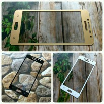 X2 Tempered Glass Warna / Colour Samsung Galaxy J2 Prime Screen Guard