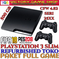PS3 SLIM CFW SERI 25XX 500 GB