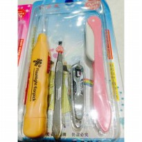 Korek Kuping Set 4pcs