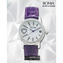 Jam Tangan Wanita Bonia B10014 Leather ORIGINAL