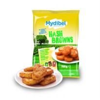 KENTANG MYDIBEL HASH BROWN TRIANGLE 750 gr
