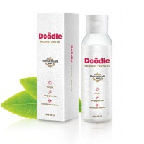 DOODLE EXCLUSIVE TELON OIL MINYAK TELON PLUS ANTI NYAMUK AROMA GREENTEA 100ml