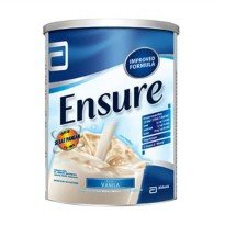Ensure Rasa Vanila 400 GR