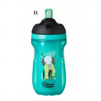 Tommee Tippee Insulated Straw Cup 260ml 12M+