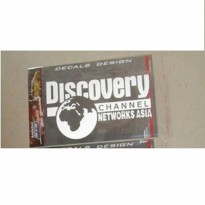 Sticker Mobil Discovery