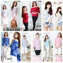 [New Collection] Korean Fashion Blouse