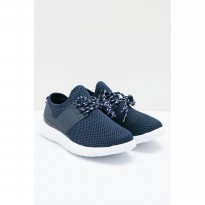 Men Swirl NX Sneakers Navy