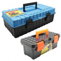 [Bundling] KENMASTER Tool Box Besar K380 + Tool Box Mini B250
