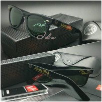 Kacamata Rayban Wayfarer 2140 olympic Series Black UV Protection