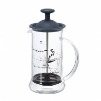Hario Cafe Press Slim S Black Coffee Frech Press 240ML CPSS-2