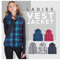 New Collection 'Chater Club' Ladies Vest Jacket/5 Color/Outer Wanita/Vest Wanita/Rompi