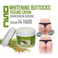 DSC Whitening Buttocks Peeling Cream