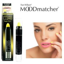 MOODMATCHER LUXE TWIST STICK LIPSTICK - YELLOW - DIS