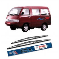 Bosch Sepasang Wiper Kaca Mobil Suzuki Carry Advantage 17