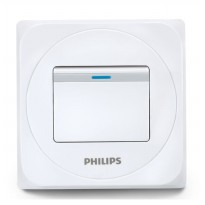 Philips Simply Switch 1 Gang 2 Way