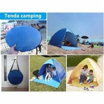 Tenda Mini Camping  Tenda Beach shade tenda anak Harga