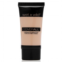 Wet N Wild Coverall Cream Foundation - Fair