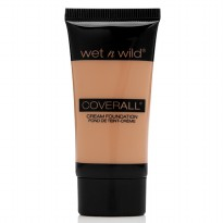 Wet N Wild Coverall Cream Foundation - Medium
