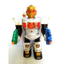 Mainan Amazing Space Robot Battery Operated Light And Sound (90921)
