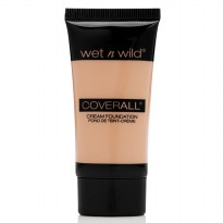 Wet N Wild Coverall Cream Foundation - Fair/Light