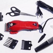 Alat Cukur Rambut Elektric Hair Clipper Electric Alat Salon Potong Chi dae0a72125