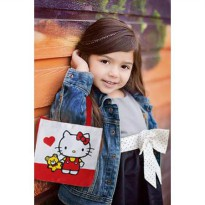 Tas Fashion Mode Anak Lucu Karakter Hello Kitty Doraemon Motif Unik Mu