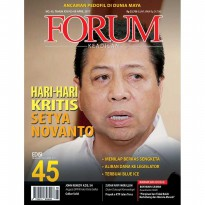 [SCOOP Digital] Forum Keadilan / ED 45 APR 2017