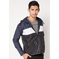 Crows Denim Jaket Pria Stylish Hoodie