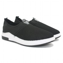 Dr.Kevin Men Slip On Bogoroditsk 13316 Black