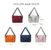 Korea Life Bag for Today / Tas Travel Cross Body Selempang