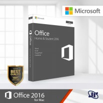 OFFICE HOME STUDENT 2016 FOR MAC FPP