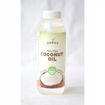 Konut Extra Virgin Coconut Oil (Cold Processed) - 500 ml