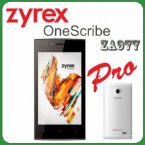 Smartphone Zyrex ZA977 pro | Android 4.2 Jelly Bean | BBM support