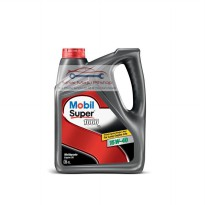 Mobil Super 1000 X2 15W-40 API SN - Oli Mesin Bensin 4 Liter ORIGINAL MADE IN SINGAPORE