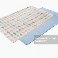 Foldaway PVC Grand Mat Hello Robot - Shiny Star