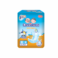 Confidence Adult Diapers M8/L7/XL6