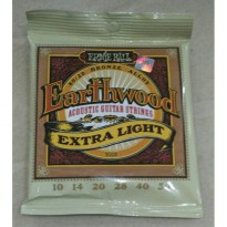 senar gitar akustik ernie ball earthwood extralight