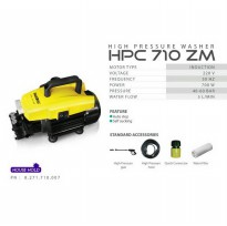 Multipro Jet Cleaner / High Pressure Washer / Mesin Cuci Motor HPC 710ZM