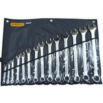 Kunci Ringpas Set / Combination Wrench Slimline 14 pcs STANLEY 87-036