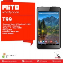Tablet Mito T99 wifi only super duper murah!!!