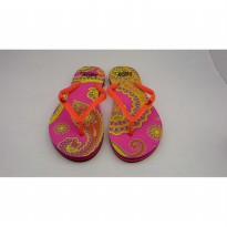 HDF sandal | EVRA [RED/PURPLE]