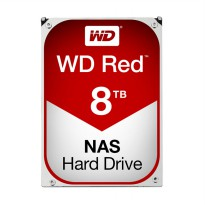 WD Caviar Hard Disk Internal NAS - Red [8 TB/5400 RPM]