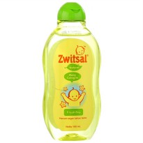 Zwitsal Baby Cologne Natural Fresh Day 100ml-ZBB030