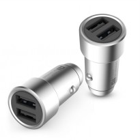 Xiaomi Mi Car Charger Adaptor Dual Port Original