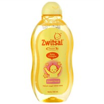 Zwitsal Baby Cologne Natural Fresh Floral 100ml-ZBB029