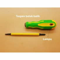 Tespen bolak balik with magnet ( new model )
