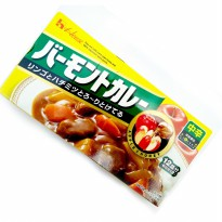 House Japan Curry Block Paste - Hot Lv.2 With Apple & Honey (12 porsi)