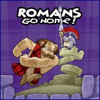 Romans Go Home! Card Game