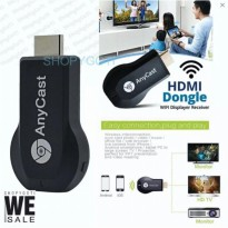 AnyCast M2 Plus Dongle HDMI Wifi Display Receiver TV